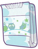 ABUniverse Kiddo Diapers